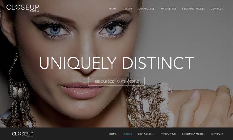 Just Digital Inc - Close Up Models Agency