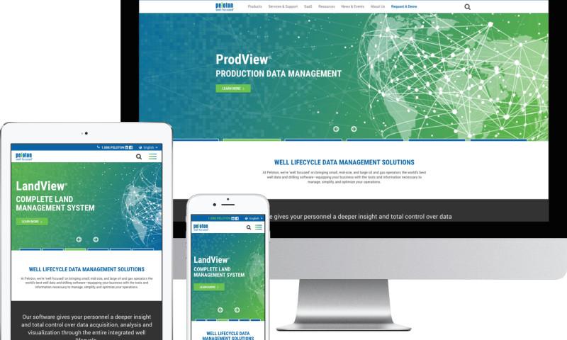 TopSpot - Peloton Website Design & Development