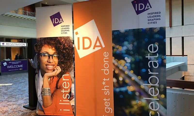 RadiantBrands - International Downtown Association Brand Identity