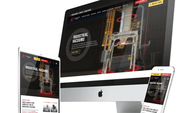 TopSpot - American Vacuum Website