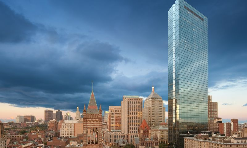 KHJ - JOHN HANCOCK TOWER | GIVING AN ICONIC TOWER A NEW LEASE ON LIFE