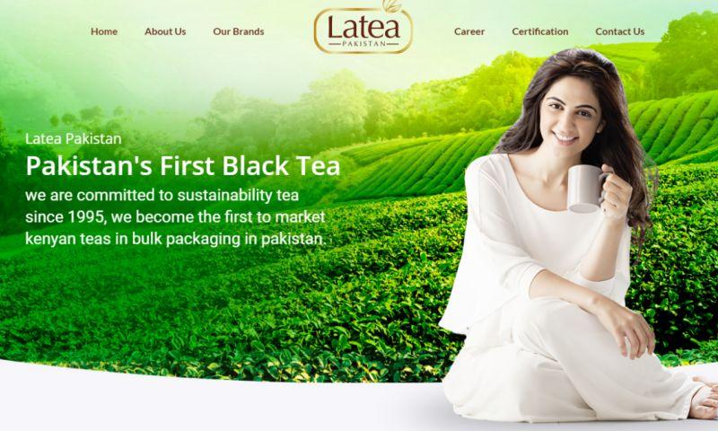 Web Artizum - Latea Pakistan
