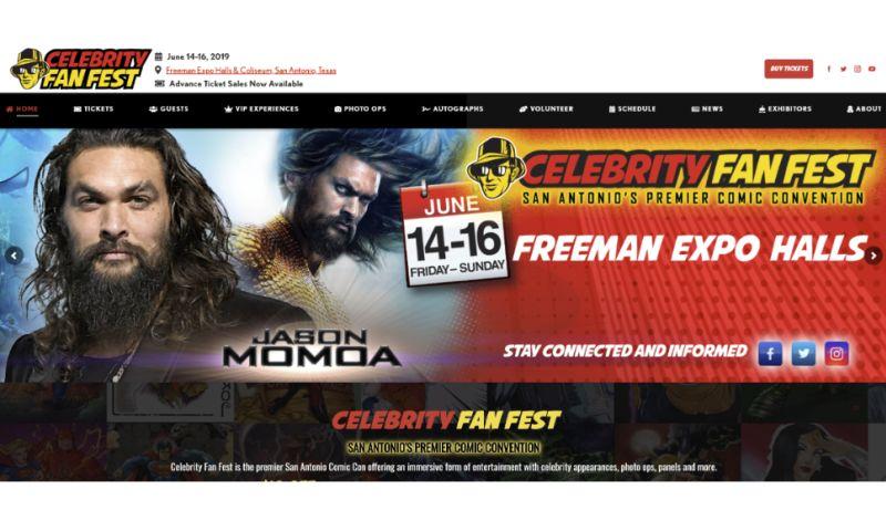 The PM Group - Celebrity Fan Fest