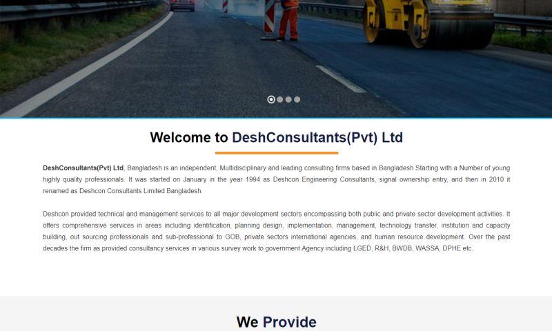 MY SOFT IT - DeshConsultants(Pvt) Ltd