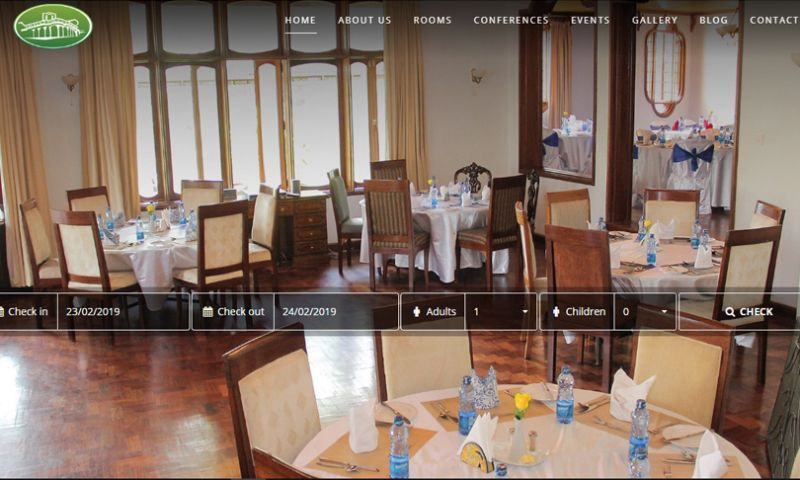 Codesmith Systems Limited - Lavington Hill House Website