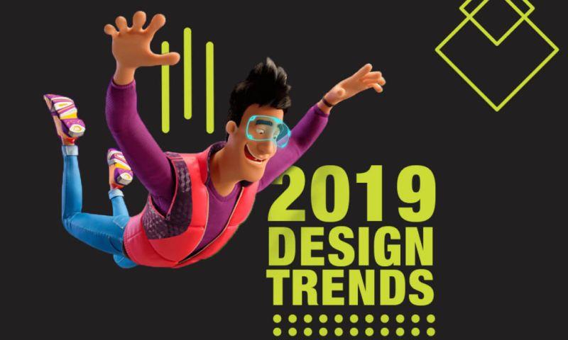 Zmaxmedia Digital Agencz - 2019 Design Trends