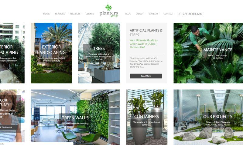 Grow Digital Services Ltd - PLANTERS GROUP