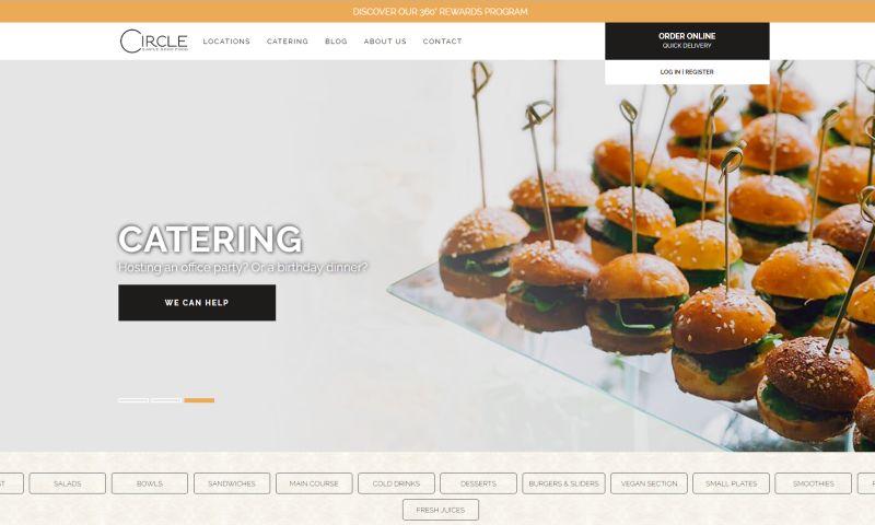 Grow Digital Services Ltd - CIRCLE CAFE
