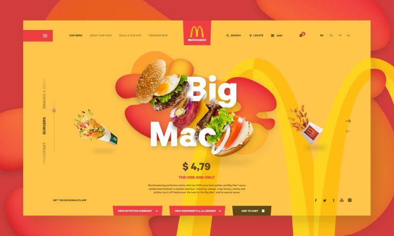 Tegra - McDonald's