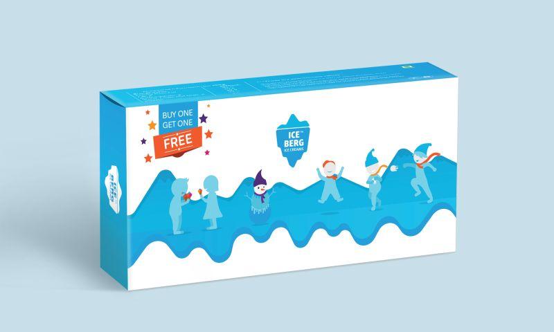 Whyletz Branding Pvt. Ltd. - ICEBERG ICE CREAMS
