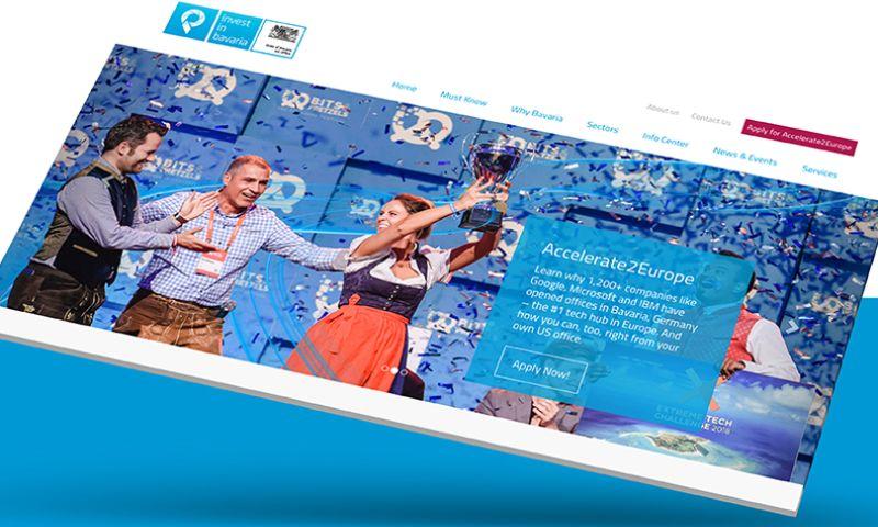 Transfuture - WordPress Development & Design for the State of Bavaria