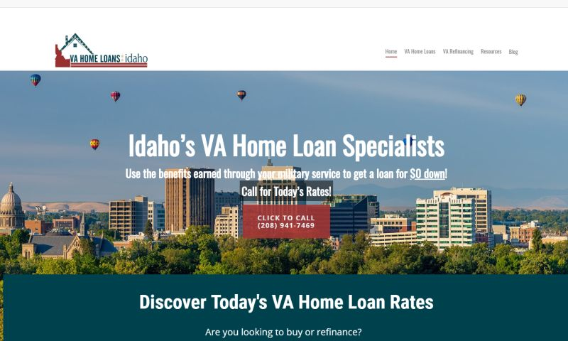 Social Eyes Marketing - CountryPlace Mortgage Web Design