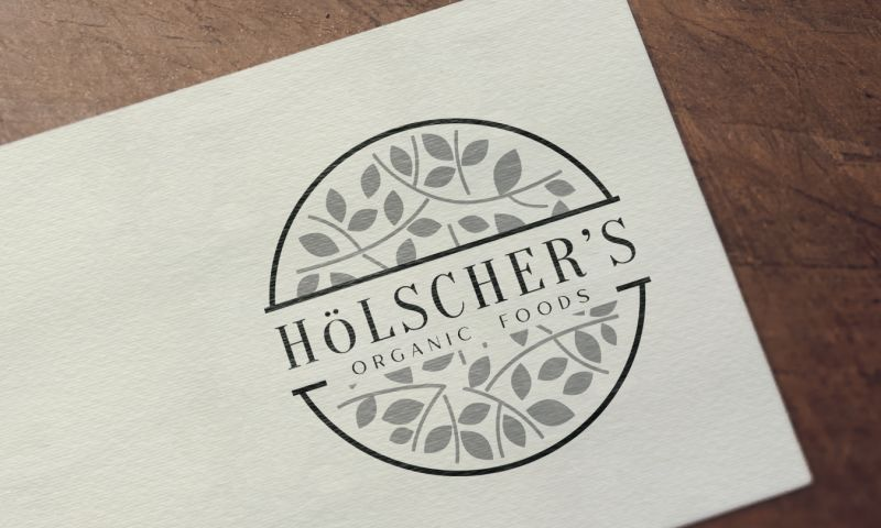 Black Fig Jam Graphic & Web Design - Hölscher's Organic Foods