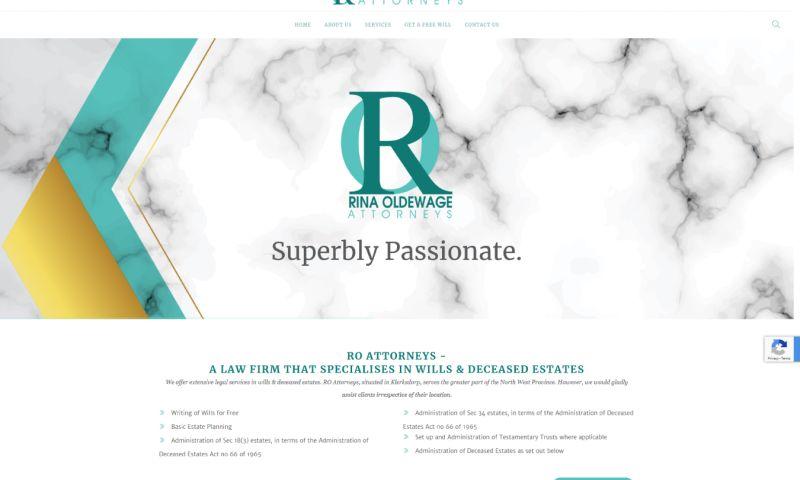 Black Fig Jam Graphic & Web Design - RO Attorneys