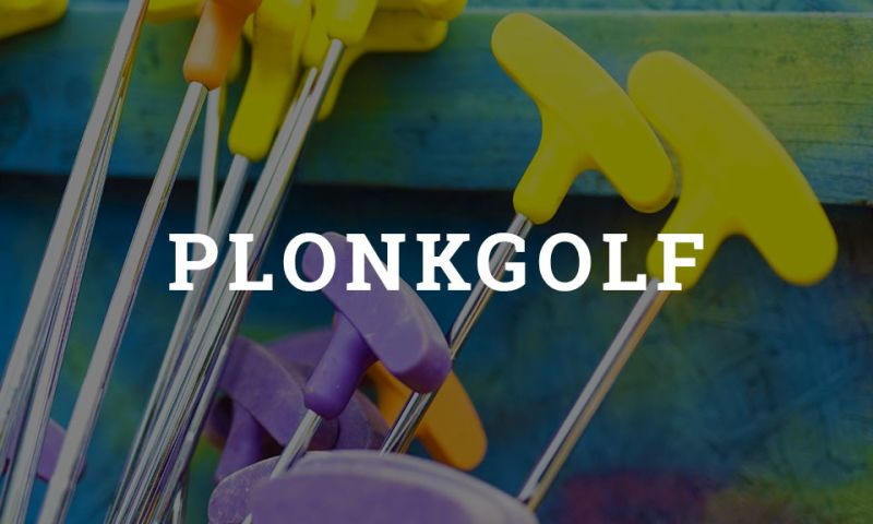Lithos Digital - Plonk Golf