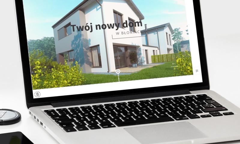 Codenest - Real estate website