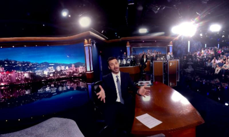 Vanishing Point Media - Be a Guest on Jimmy Kimmel Live!