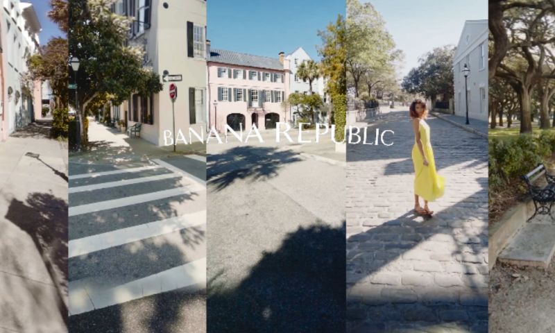 Vanishing Point Media - Banana Republic: Summer Dresses