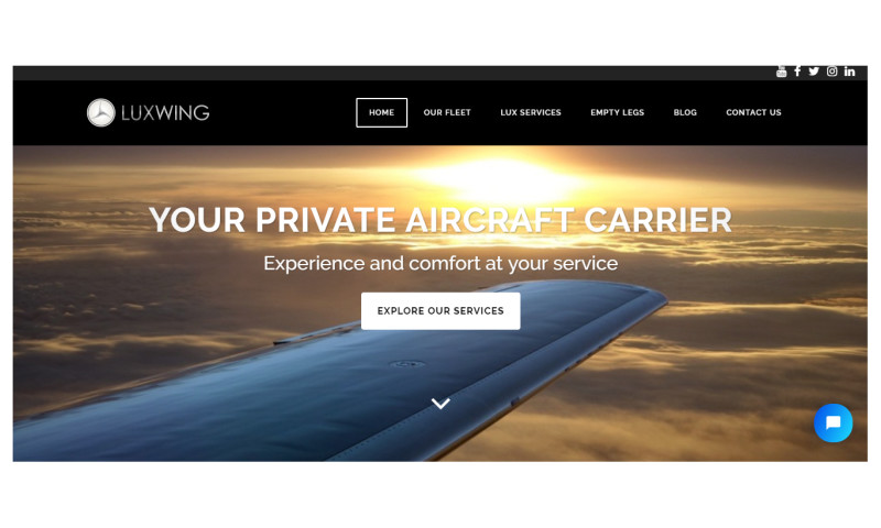 Hughtechnolabs Pvt Ltd (HTL) - Luxwing Private Jets
