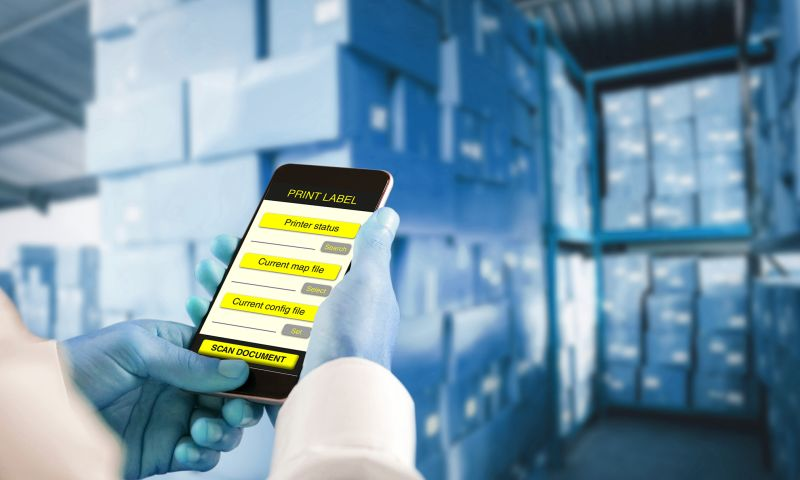 Sirin Software - MOBILE APP FOR IMMEDIATE LABELS MODIFICATION