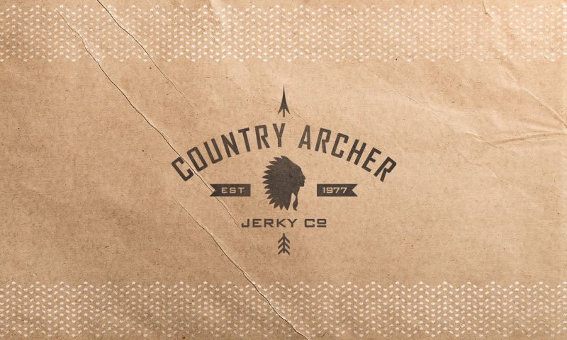 Imaginaria Creative - Country Archer Jerky Co