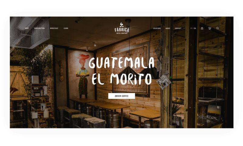 Woss Agency - Fabrica Coffee Roasters