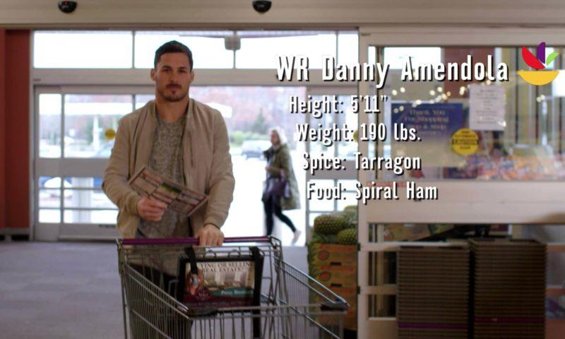 Boston Digital Productions - Stop & Shop Danny Amendola