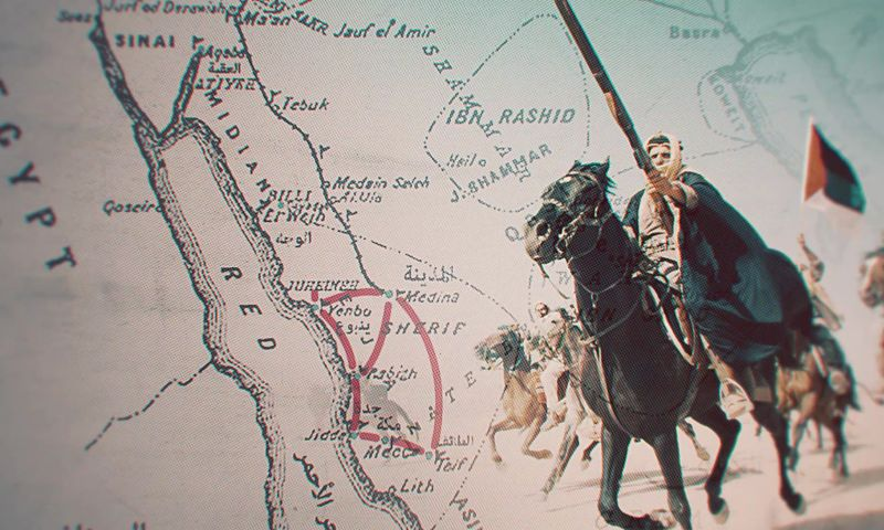 Nine Productions - Great Arab Revolt: The Story
