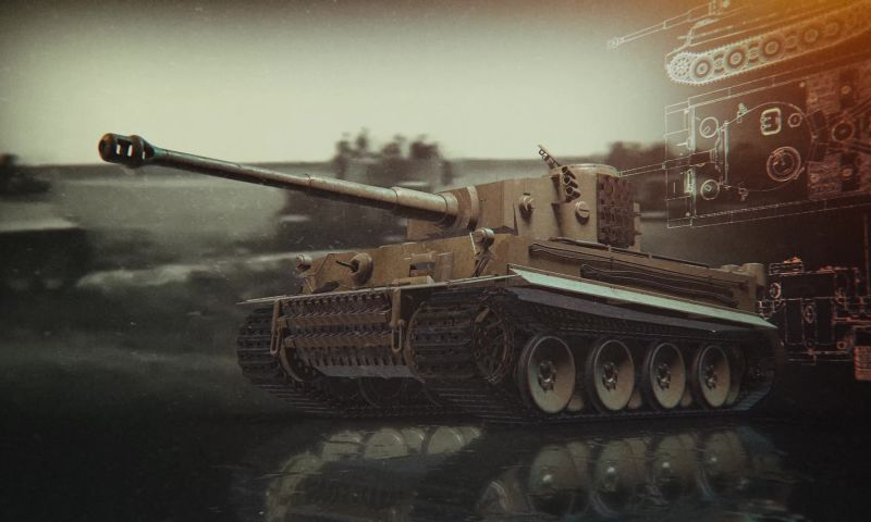 Nine Productions - Royal Tanks Museum