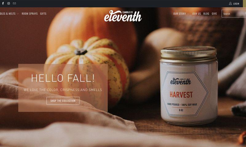 Makeshark - Makeshark Portfolio - Eleventh Candle Co