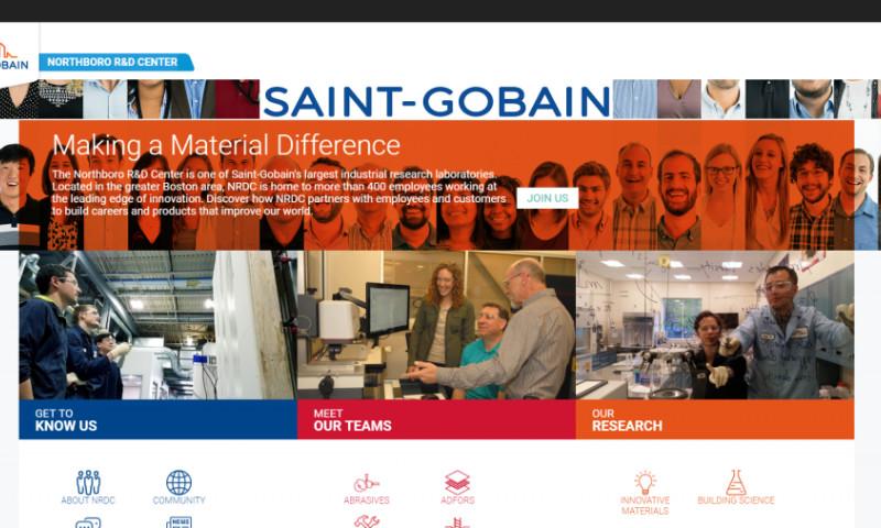 Wakefly, Inc. - Saint-Gobain CMS Implementation