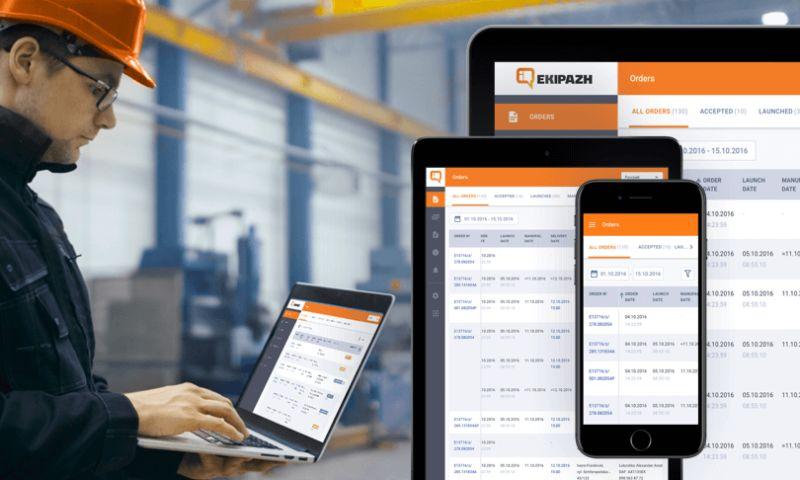 Woxapp - Custom CRM system