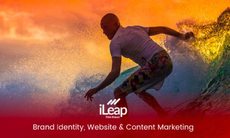 Blufig - Brand Identity, Website & Content Marketing