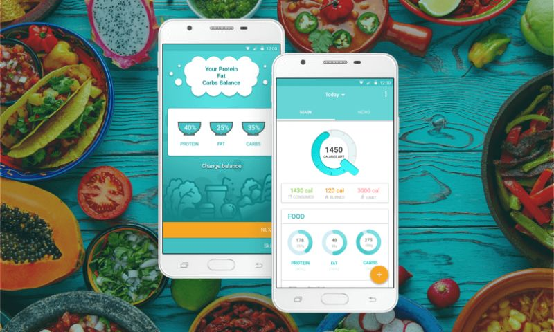 Woxapp - Qidam: fitness, water and calorie control