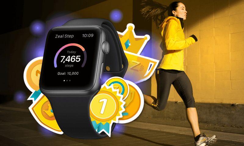 Woxapp - ZealStep design for Apple Watch