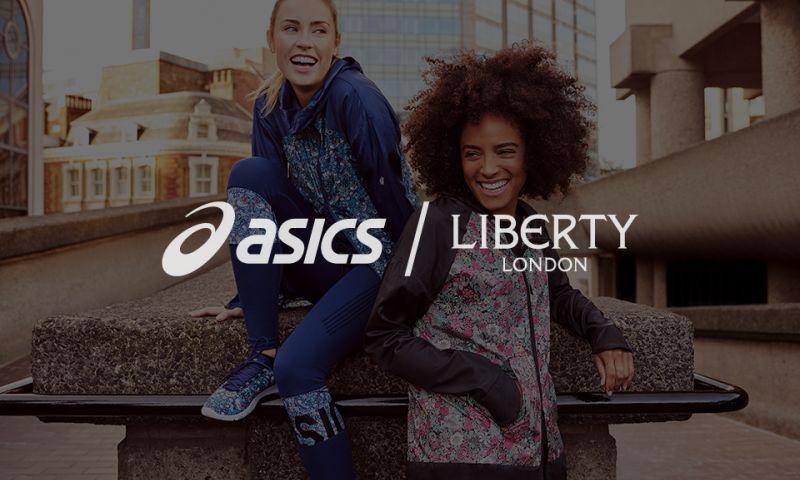 SUPERBASE - Asics x Liberty of London