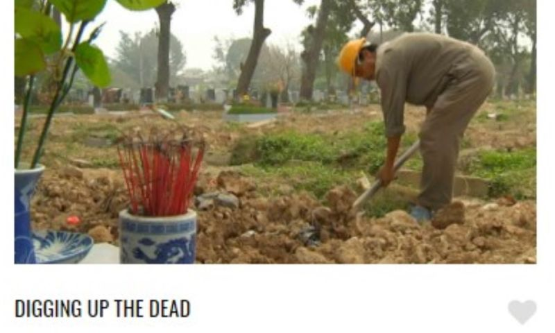 Red Bridge TV & Film Production Services - Digging Up The Dead