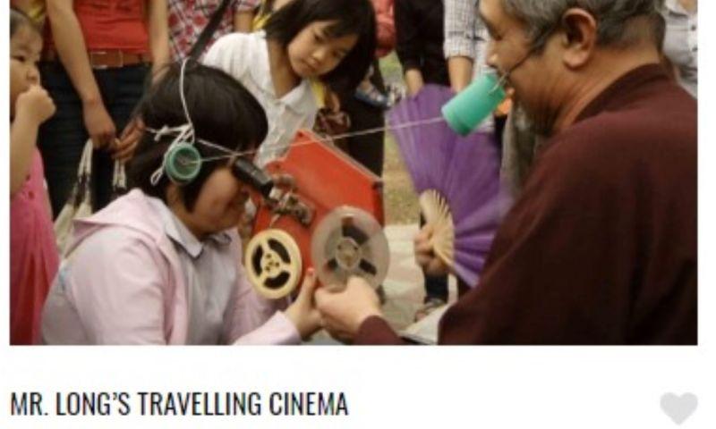 Red Bridge TV & Film Production Services - Mr. Long's Travelling Cinema