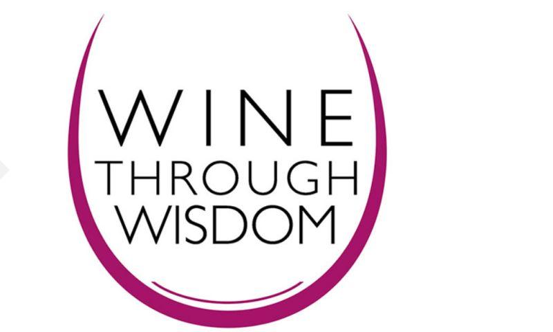 Elysium Marketing Group - Wine Through Wisdom Logo
