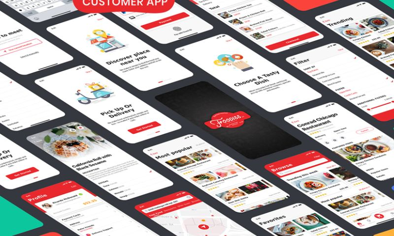 Excellent WebWorld - Advance Features to Make Your Food Delivery App