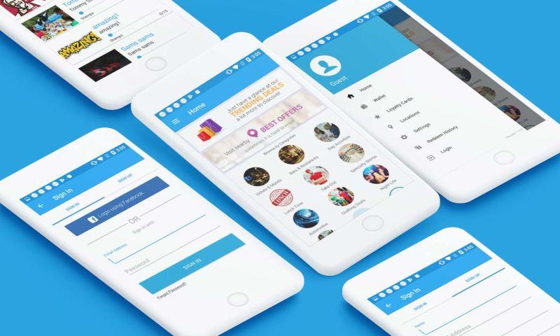 VT Netzwelt - Redeem Locals - Mobile App Development