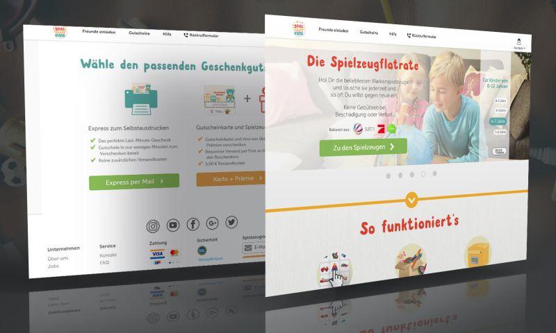VT Netzwelt - Spielzeugkiste - Magento Store Development