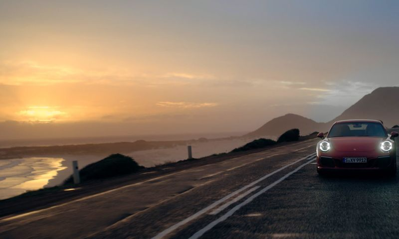 Ivory Productions GmbH & Co. KG - Porsche - Roads