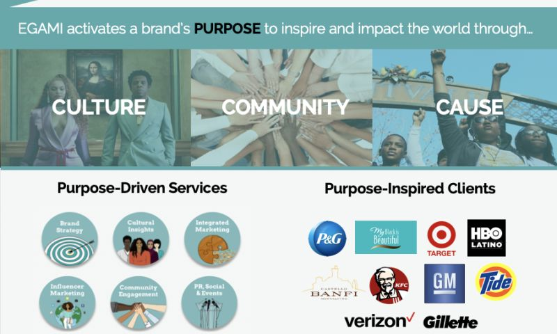 Egami Group - Connect with Culture... On PURPOSE