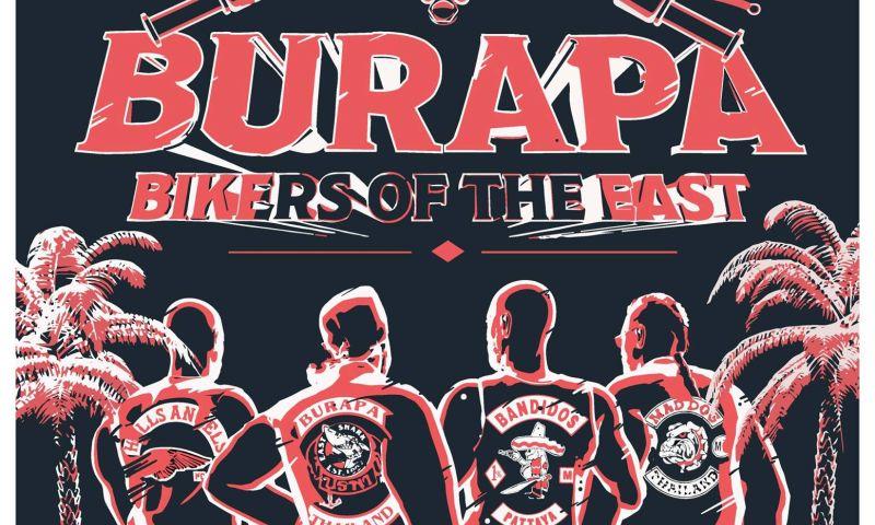 Stone Soup Production Company Ltd. - Burapa: Bikers of the East