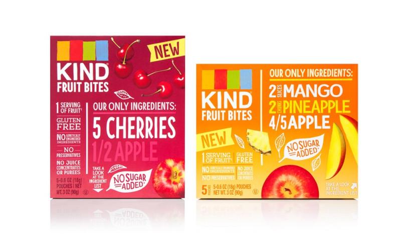 Little Big Brands - KIND Fruit Bites