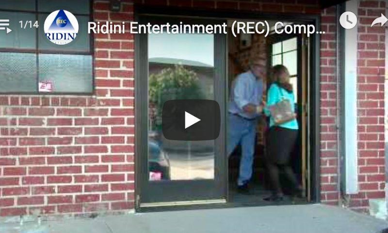 Ridini Entertainment Corporation - Ridini Entertainment Demo Reel