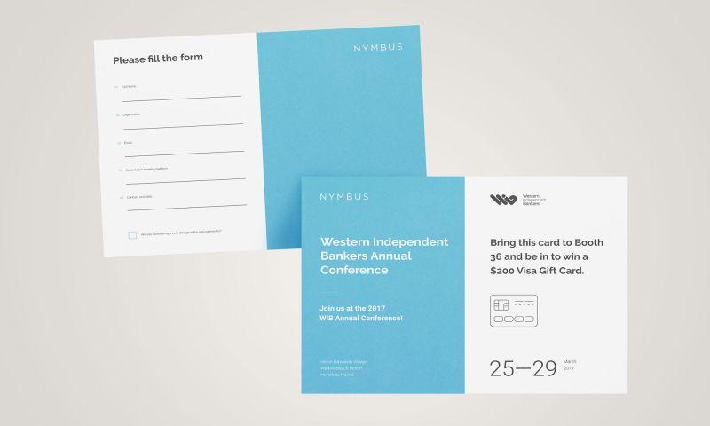 ROCKETSHP - Postcard Design