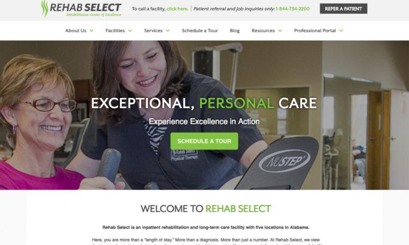 Spot On - Rehab Select