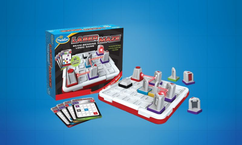 FACTOR 10 - Laser Maze: Single Player Game